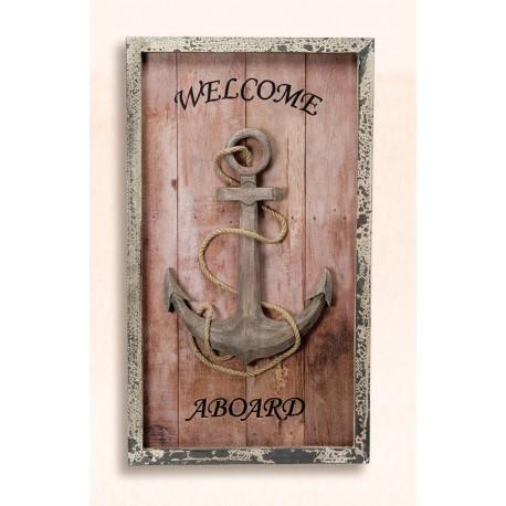 Anchor Plaque
