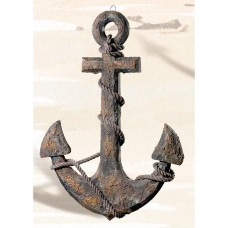Antique Wooden Anchor