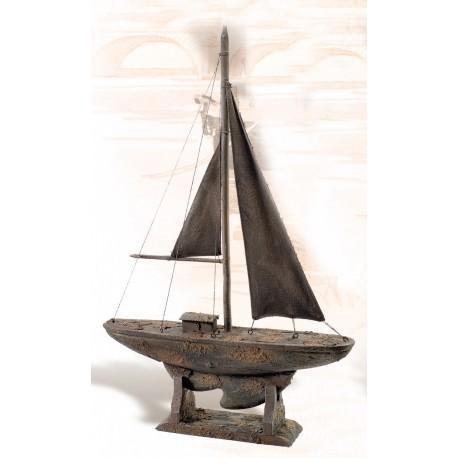 Antique Sailboat